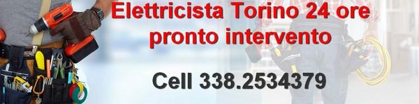 Elettricista Torino offerta